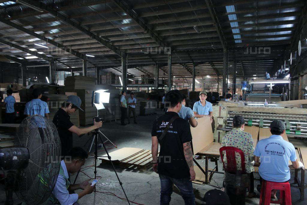 dịch vụ quay phim doanh nghiệp