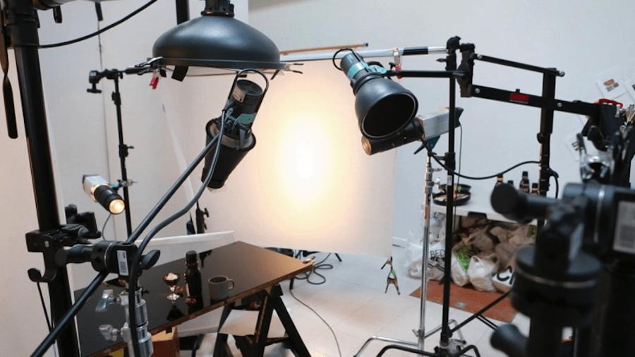 Setup Studio chụp ảnh sản phẩm hoàn hảo để có hình ảnh chất lượng