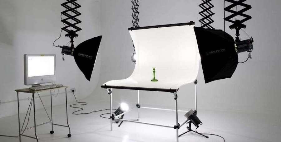 Có rất nhiều cách chụp ảnh sản phẩm