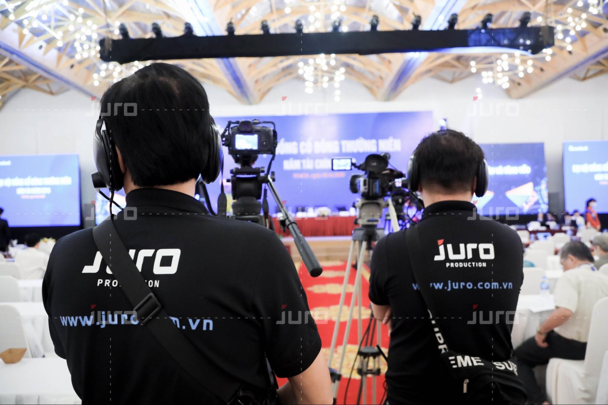 Công ty quay phim chụp hình sự kiện tại TP.HCM