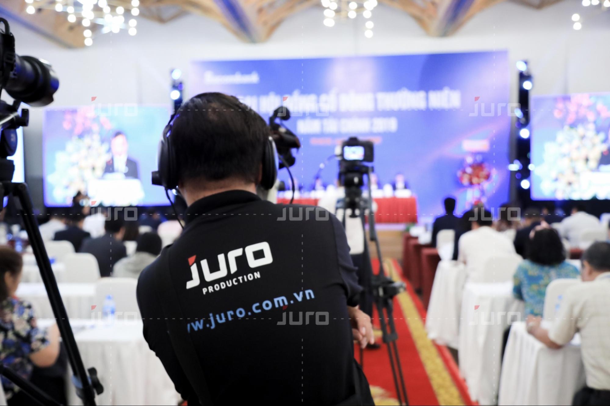 JURO - Công ty tổ chức sự kiện chuyên nghiệp tại TP.HCM