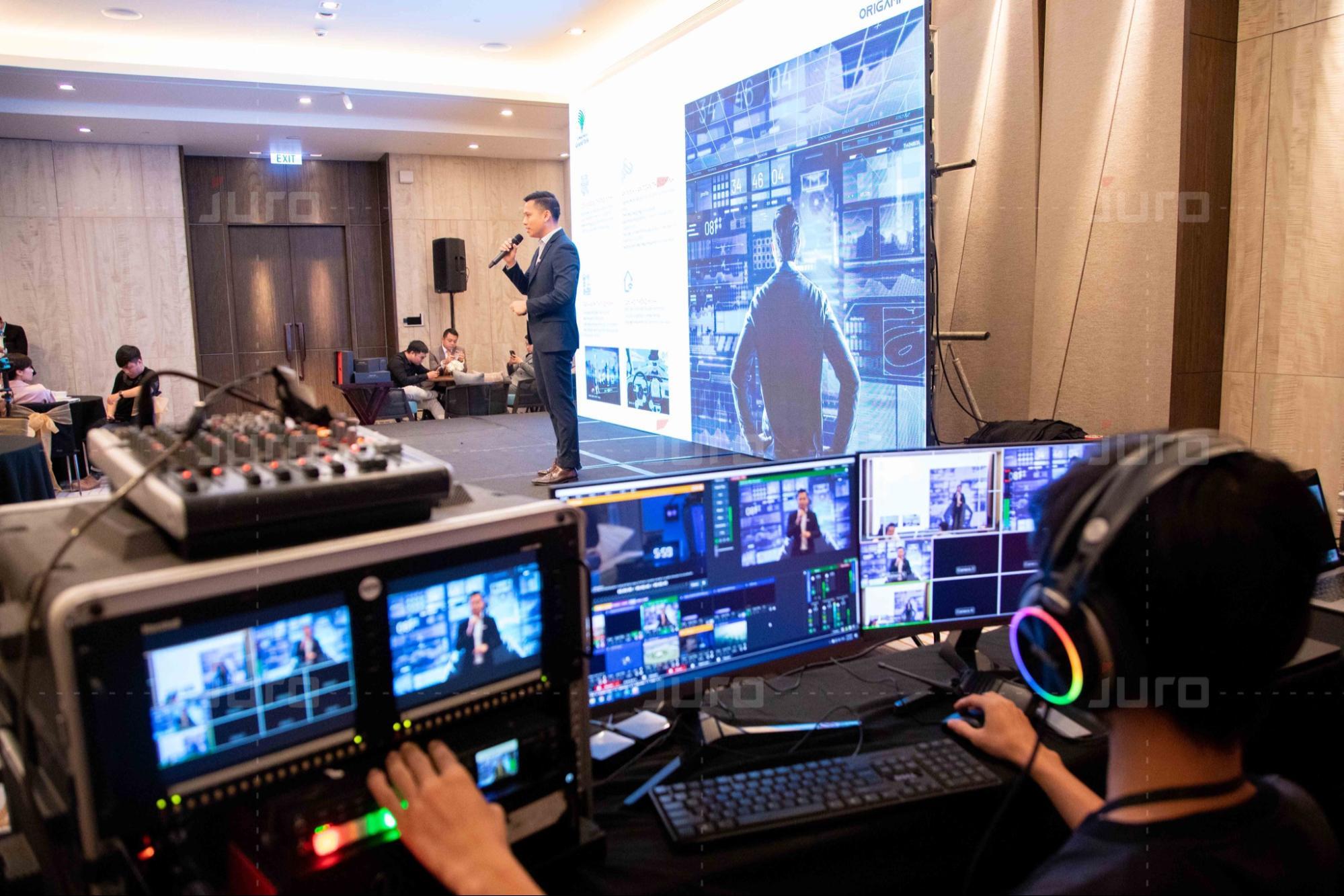 JURO - Công ty cung cấp dịch vụ Livestream chuyên nghiệp
