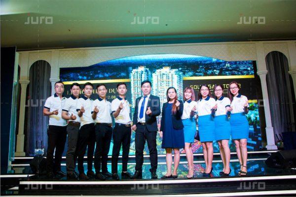 JURO - Công ty tổ chức sự kiện uy tín tại HCM