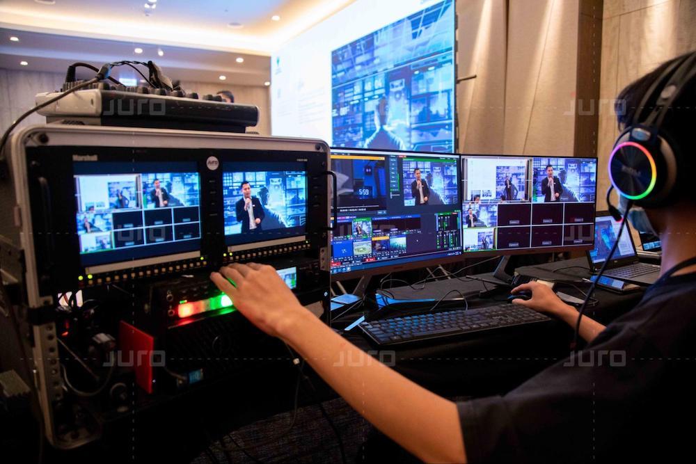 JURO - Đơn vị tổ chức sự kiện trực tuyến chuyên nghiệp tại TP.HCM