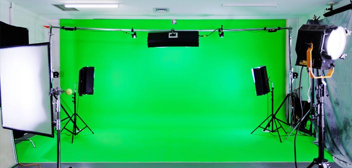 livestream phim trường ảo tại Juro Production