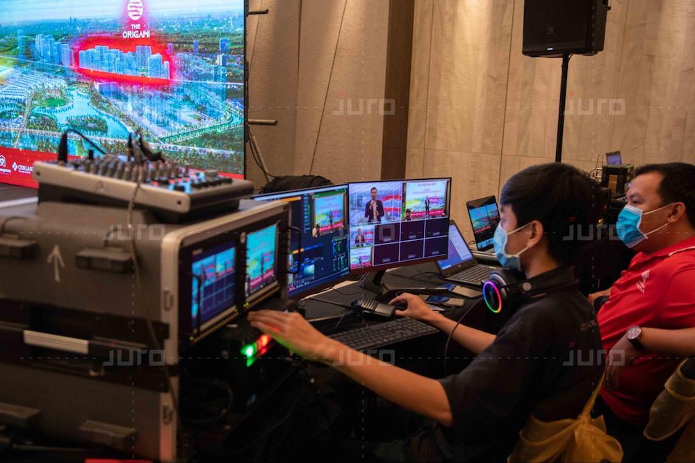 JURO là đơn vị tổ chức sự kiện trực tuyến tại TP.HCM