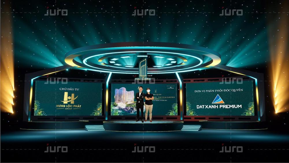 JURO Production - Đơn vị tổ chức sự kiện ảo chuyên nghiệp tại TP.HCM