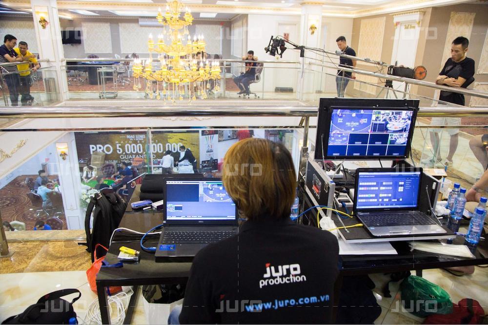 Đội ngũ JURO được trang bị những loại máy móc kỹ thuật tiên tiến nhất