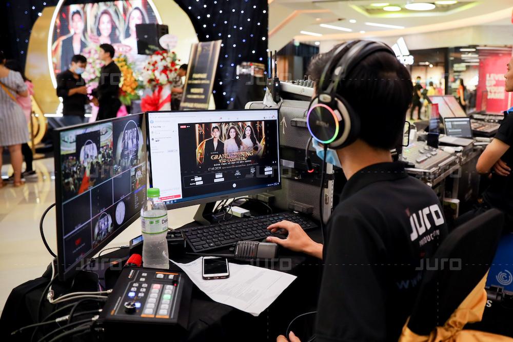 JURO - Đơn vị cung cấp dịch vụ Livestream chuyên nghiệp tại TP.HCM