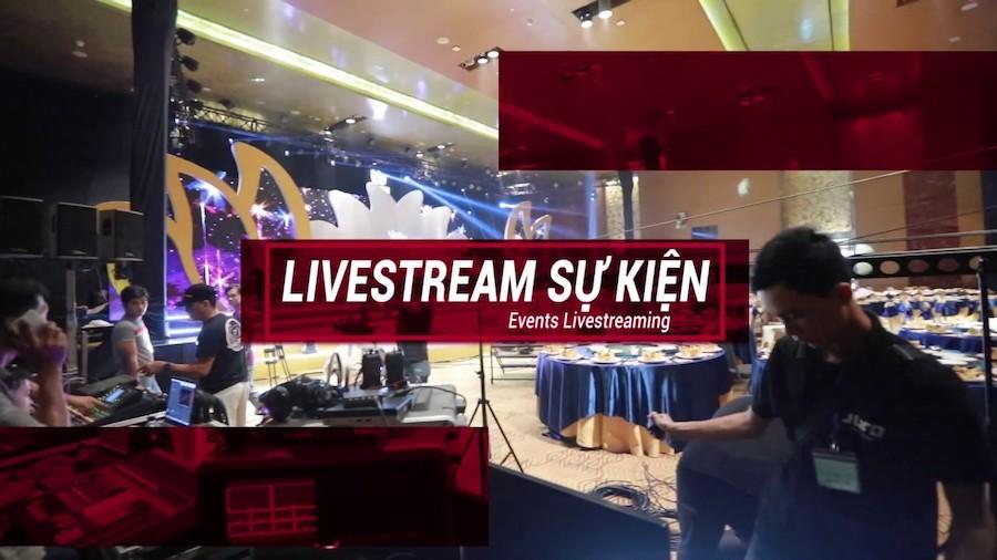 Livestream sự kiện đang ngày càng được nhiều khách hàng lựa chọn