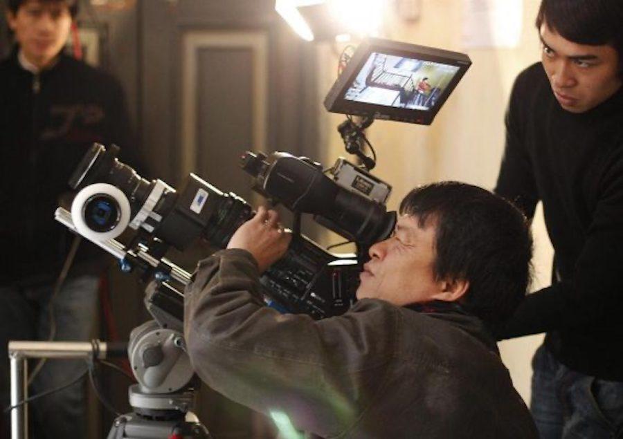 Số lượng máy quay chuyên nghiệp