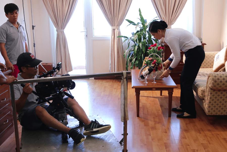 Dịch vụ quay phim sản phẩm rất đa dạng