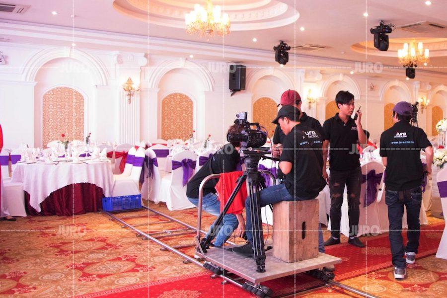 quay phim sự kiện tại HCM