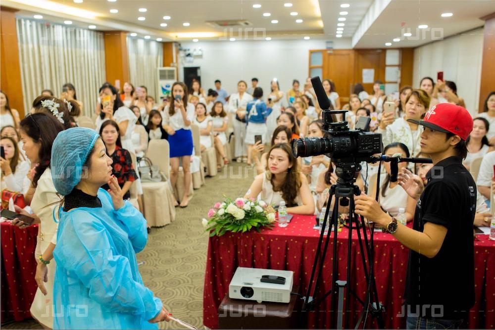 JURO cung cấp dịch vụ quay phim, chụp ảnh sự kiện chuyên nghiệp