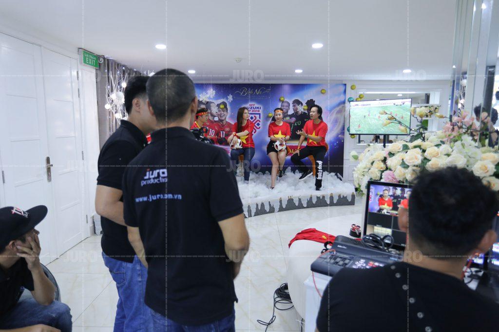Dịch vụ livestream talkshow