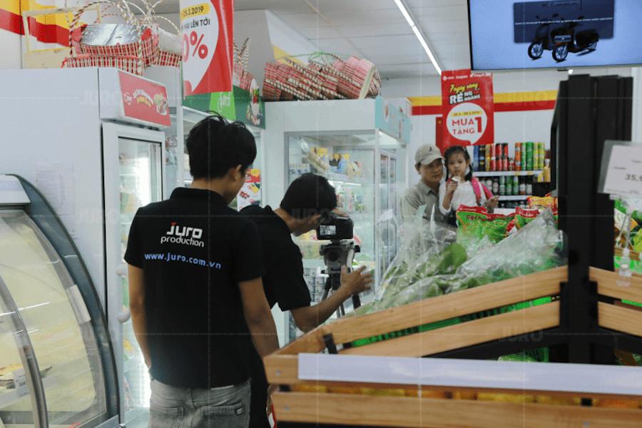 Quay phim sản phẩm giúp quảng cáo tiếp cận gần hơn với người tiêu dùng