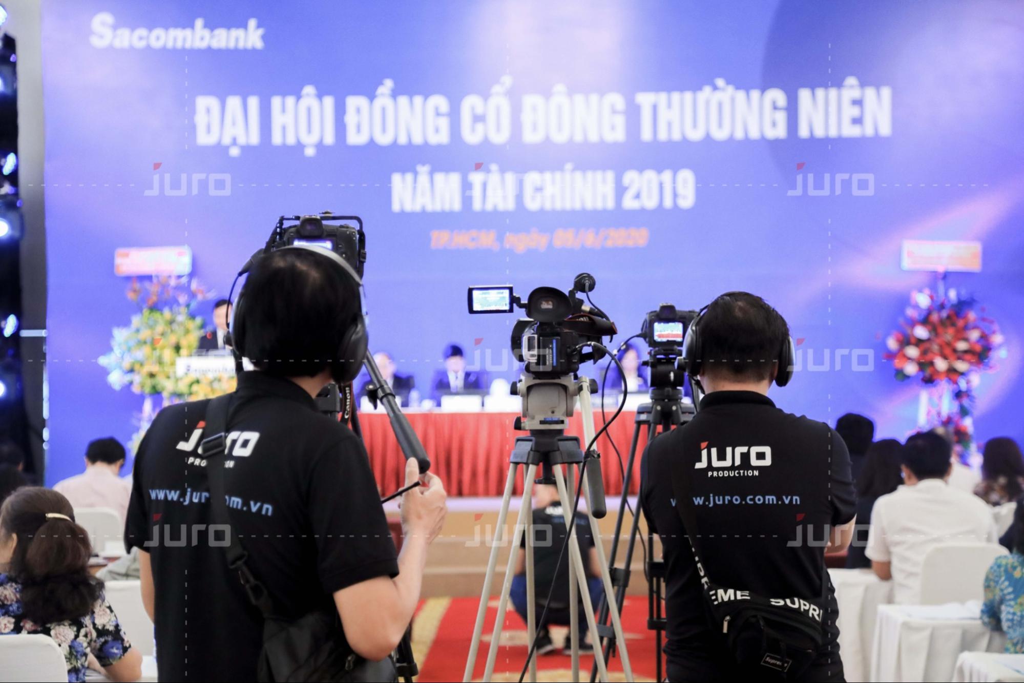 JURO - Công ty tổ chức sự kiện uy tín tại TP.HCM