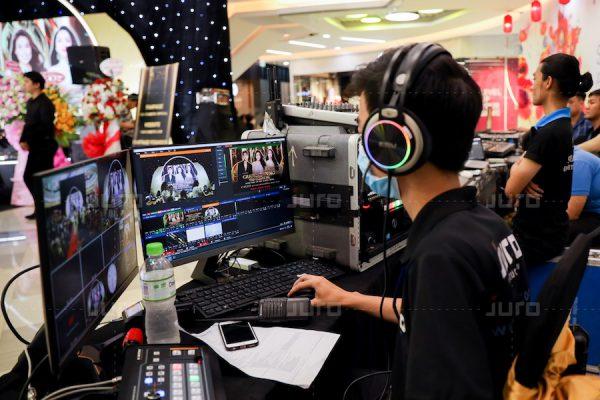 JURO Production sở hữu hệ thống trang thiết bị hiện đại