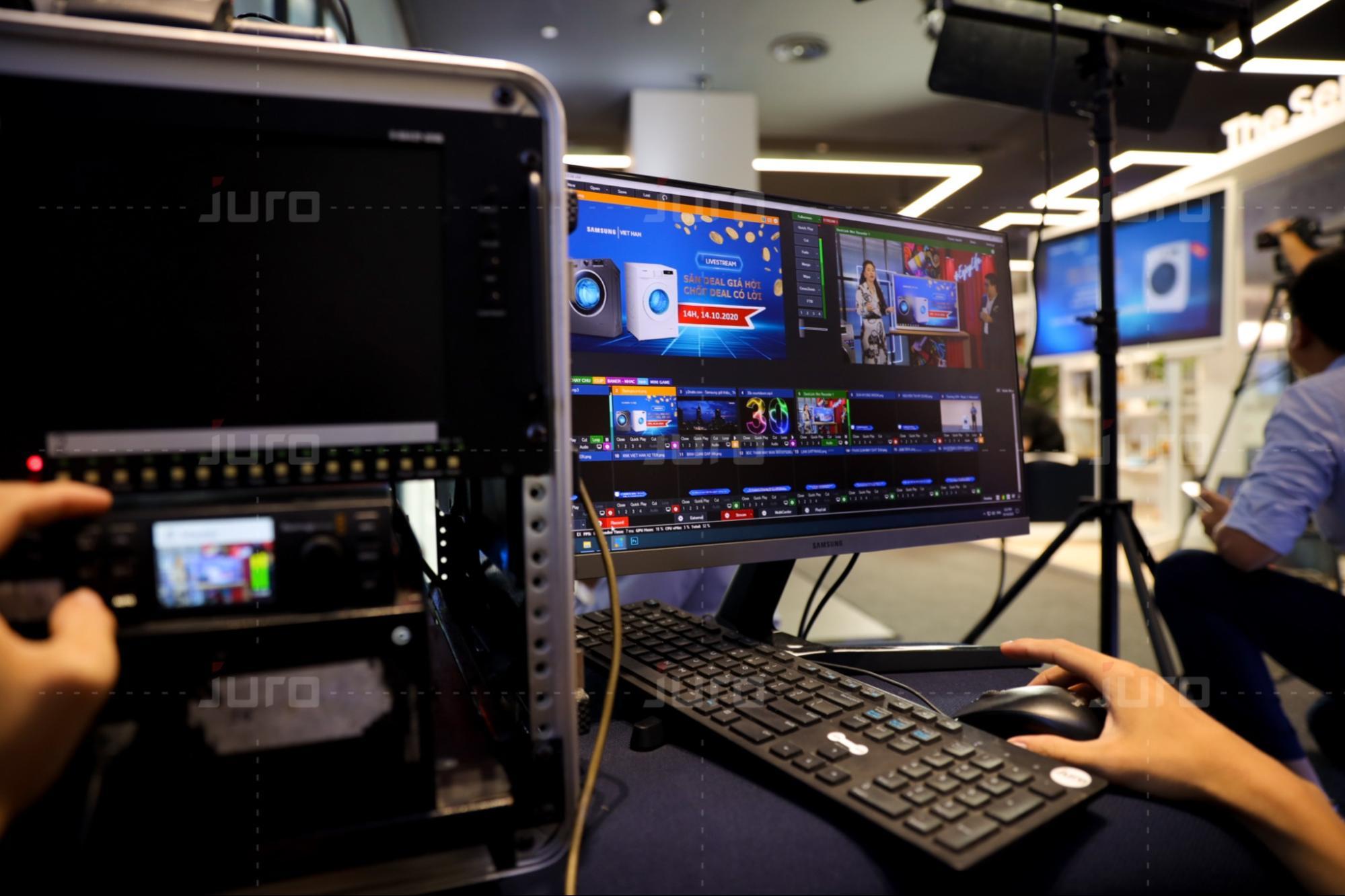 Xu hướng Livestream chuyên nghiệp mang lại nhiều lợi ích
